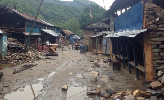 Angstklachten: de impact van een aardbeving